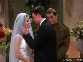 Why Monica and Chandler are Relationship Goals   Her Campus