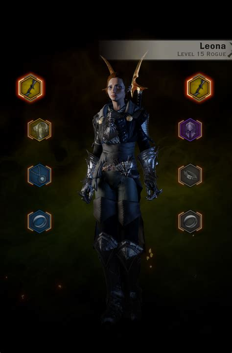 Inquisition: Best Looking Armor? : dragonage