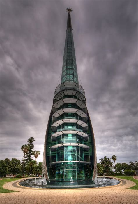 Perth Bell Tower Photograph by Gordon Pressley