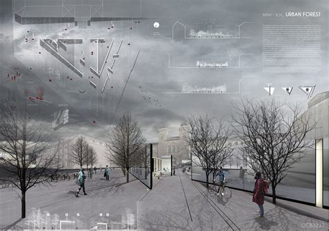 SECOND PRIZE at Architectural Competition [INFINITY BOX