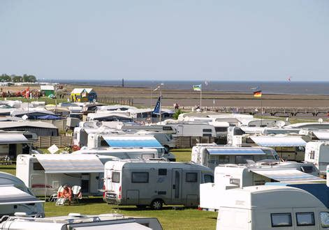 Burhave-Nordsee: knauscamp