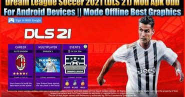 Dream League Soccer 2021 Mod Apk (DLS 21) Download For Android